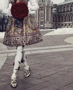 The Anastasia Of Winter| Detail of Lindsey Wixson By Emma Summerton For Vogue Japan December 2013.