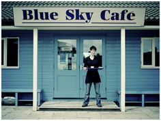 Megan - Blue Sky Café - Cromer - A149 – Norfolk