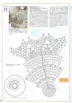 Many doily patterns