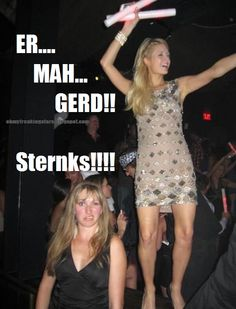 Oh My Freaking Stars!: Sternks!!!