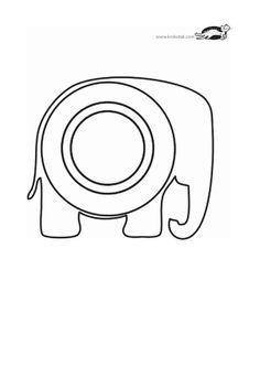 CD´s elephant
