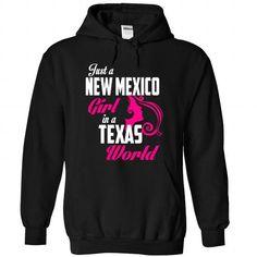 NEW MEXICO-TEXAS girl 05Pink - #shirts! #oversized sweatshirt. BEST BUY => https://www.sunfrog.com/States/NEW-MEXICO-2DTEXAS-girl-05Pink-Black-Hoodie.html?68278