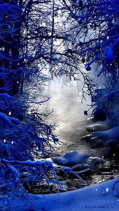 Rosamaria G Frangini   WinterBlues  