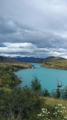 Lago Grey, Patagonia Argentina