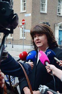 Pro Life Campaign, Abortion, Ireland, pro-woman, pro-baby, Caroline Simons