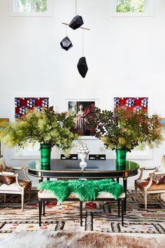 500 Dining Rooms Ideas Elle Decor Interior Design Interior
