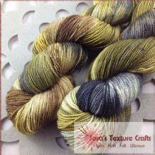 100g Variegated Colour Yarn - LICHEN