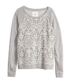 H&M Sweatshirt.