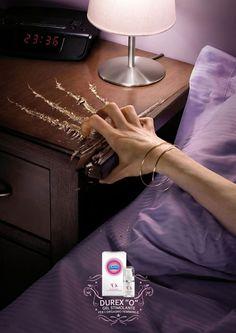Clever Condoms Advertisements