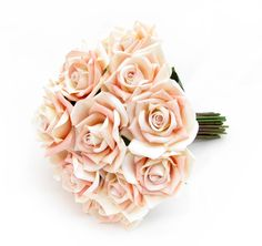 A blush large posy from the Classic Roses range. See prices at: https://www.loveflowers.com.au/ordering-options/ready-to-go