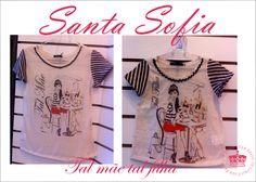 Moda Santa Sofia: tal mãe tal filha