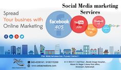 #SocialMedia is like riding a bike !! #SMO services help promote your #Business in the faster way of #Marketing done through social media circuits. We are focused on online marketing and #Brand building for our clients. See more @www.zebacreations.com