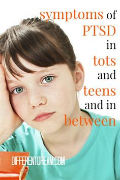 Symptoms of childhood PTSD vary according to age. This post examines symptoms of PTSD in these age categories: birth to 3, 4 to 6, 7 to 12, and 13 to 18.