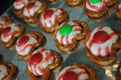 Perfect Peace: Christmas Pretzels Recipe!