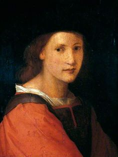 Portrait of a Youth Andrea del Sarto 1486–1530 Nationality: Italian (b Florence, ?16 July 1486; d Florence, 28/29 Sept. 1530). Florentine painter. The epithet 'del sarto' (of the tailor) is derived from his father's profession; his real name was Andrea d'Agnolo. According to Vasari, he was first apprenticed as a goldsmith and then taught by Piero di Cosimo; another early source says he studied under Raffaellino del Garbo (d c.1527), who has been described as 'eclectic and second-rate'…