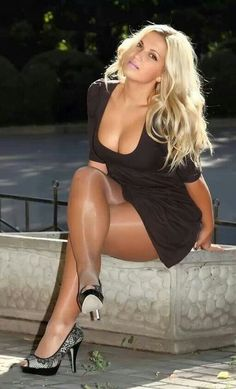 Very Alluring Pantyhose Are 94