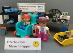 Orla (age 11), Wheelchair technician Assistive Technology, Photo Competition, Make It Happen, We Need You, Young People, Workshop, Age, Shit Happens, Atelier