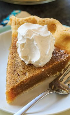 Caramel Chess Pie is a traditional,  old-fashioned chess pie with a wonderful caramel flavor. Chess Pies are one of the easiest homemade desserts to make whether you use a refrigerated pie crust or homemade.