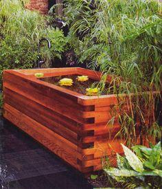 Greenspace: Outdoor Bath
