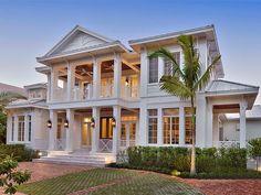 037H-0234: Southern Coastal House Plan More