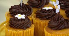 Cupcake de cenoura - TV Gazeta