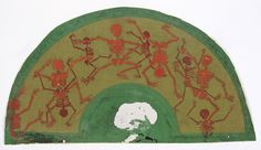 Dance of Death, c.188, Henri Charles Guérard; skeletons symbolise death. (LACMA Collections)