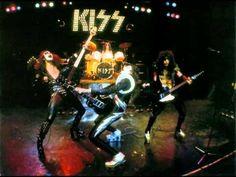 Kiss - Cold Gin - Kiss Alive Version  1976