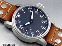 Tourby Watches - Uhrenmanufaktur in Hagen - American Made