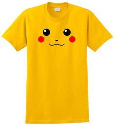 Pokemon Pikachu T-Shirt Anime Diamond and Pearl