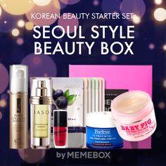 Korean Beauty Starter Set #6: Seoul Style Beauty Box