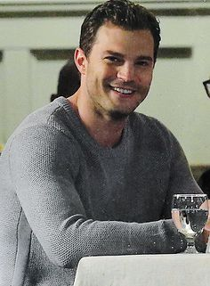 Jamie Dornan on set Fifty Shades Darker in Gastown Vancouver at Water Steeet Cafe March 15 Jamie Dornan Film, Jaime Dornan, Fifty Shades Darker, Fifty Shades Of Grey, Christian Grey, Mr Grey, Fifty Shades Trilogy, Dream Guy, Romance Novels