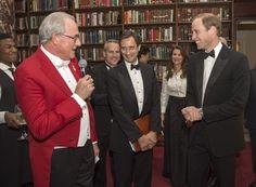 Prince William Photos - Prince William Presents the Chatham House Prize - Zimbio