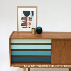 New Great Tips and DIY ideas for Furniture Makeover #furnitureideas #makeover