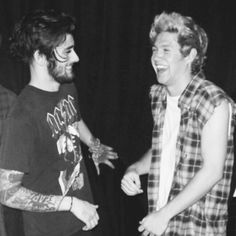 Zayn and Niall Brothers Forever x