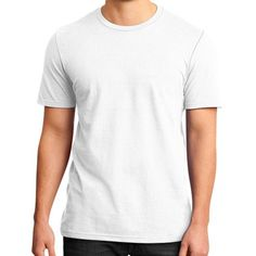 District T-shirt (DT6000) is made of 4.3 ounce, 100% ring-spun combed cotton. Heathers are made of 4.3 ounce, 50/50 ring-spun combed cotton/poly. Heather Grey is made of 90/10 ring-spun combed cotton/