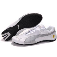 Puma BMW Sauber F1 Team Shoes BrownTanWhite Super Deals