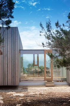Image 29 of 81 from gallery of House in Formentera Island / Marià Castelló Martínez. Courtesy of Marià Castelló Martínez Architecture Extension, Architecture Durable, Architecture Design, Contemporary Architecture, Architecture Interiors, Architecture Sketchbook, Minimalist Architecture, Chinese Architecture, Victorian Architecture