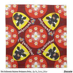 Uri Schweiz Suisse Svizzera Svizra Servieten Servietten