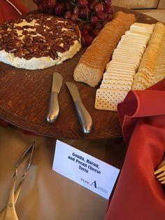 Type A Catering providing delicious appetizer at Zorro wedding venue in Lexington, KY. Wedding Catering, Wedding Vendors, Our Wedding, Weddings, Wedding Appetizers, Yummy Appetizers, Catering Companies, Kentucky, Type