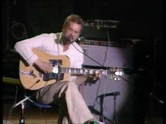 ©John Martyn 1978 Rock Goes to College - Reading University - BBC. Live acoustic version of One day without you. Originally from the album Sunday. Music Mix, My Music, John Martyn, Live At Leeds, Rock Festivals, British American, Progressive Rock, Heartstrings, Greatest Songs