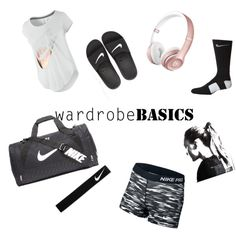 Workout by kidrxuhll on Polyvore featuring NIKE