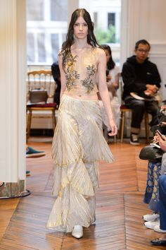 Alberta Ferretti Limited Edition at Couture Fall 2016 - Runway Photos