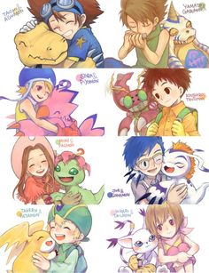 Digidestined 01 from http://shiemi.tumblr.com/post/26915020624