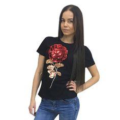 Summer Women t shirt Short Sleeve Heart Pattern Tassels Tee Top O Neck T Shirt for on http://ali.pub/plw1s