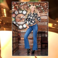 Celebremos juntos el mes del #amorylaamistad  #JeansLevantaCola  #Fitness #InYouJeans #JeansLevantaCola de #Colombia. #BlusasInYouJeans… Duster Coat, Capri Pants, Fitness, Jackets, Instagram, Fashion, Fashion Blouses, Colombia, Down Jackets