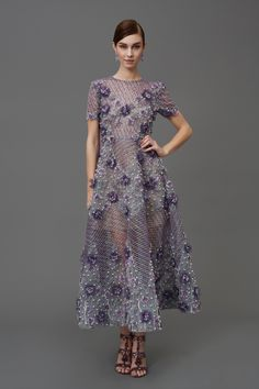 Marchesa Pre-Fall 2016 Collection Photos - Vogue