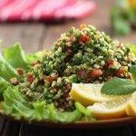 Taboule libanese