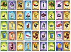vmk quests | VMK Quest Reward cards