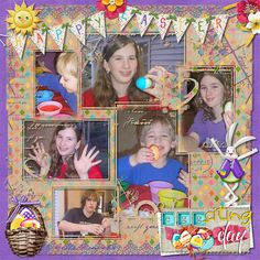 The Digichick :: Collections :: Egg-stra Special Day: The Collection by LDrag Designs