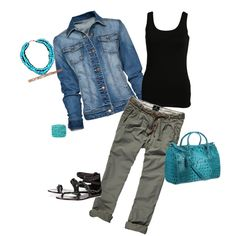 Comfy in Turquoise